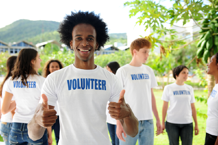 Work as a Volunteer